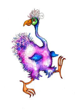 Oozalum Bird