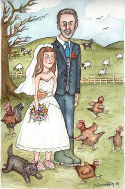 Wedding Invitation (Part 2 of 3)