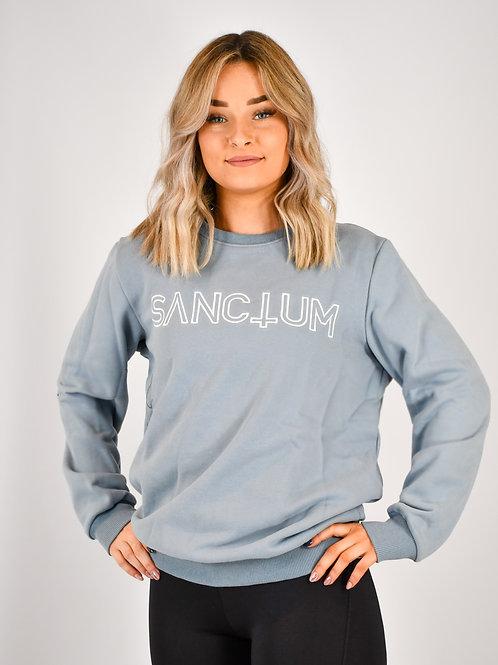 Steel Blue Sweatshirt