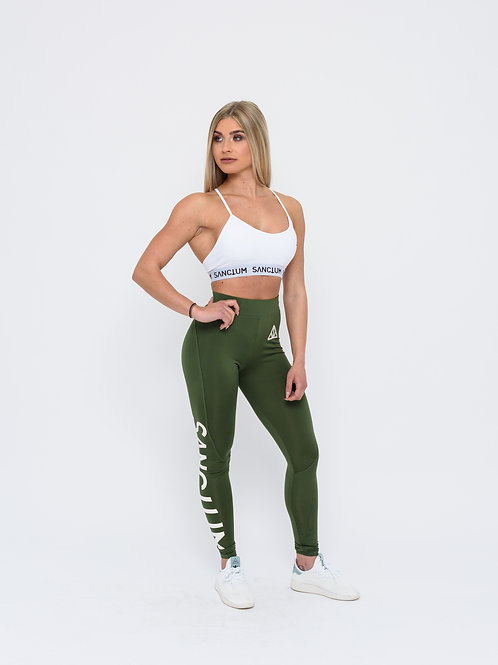 Khaki Shaping Leggings