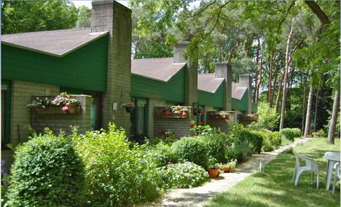 Heibloem bungalows