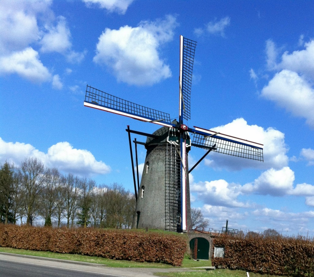 Windmill near Heibloem