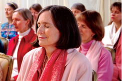 Members of the Mother Divine Programme