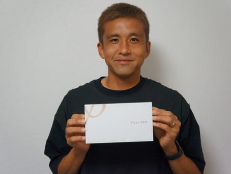 サッカー元日本代表稲本潤一選手