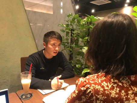 サッカー池谷友喜選手×ユアプロカウンセリング