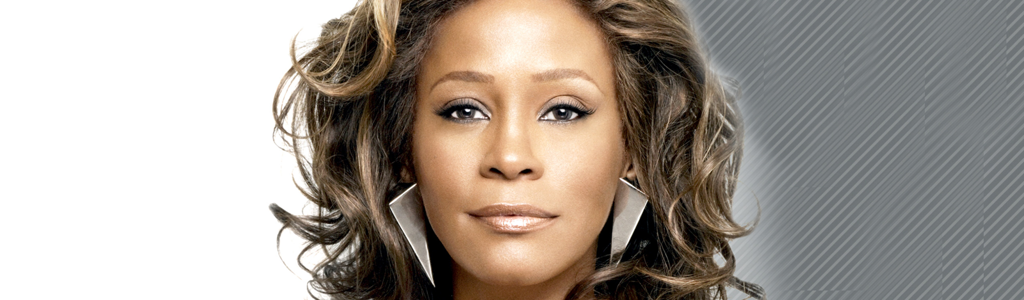 Whitney Houston Slider