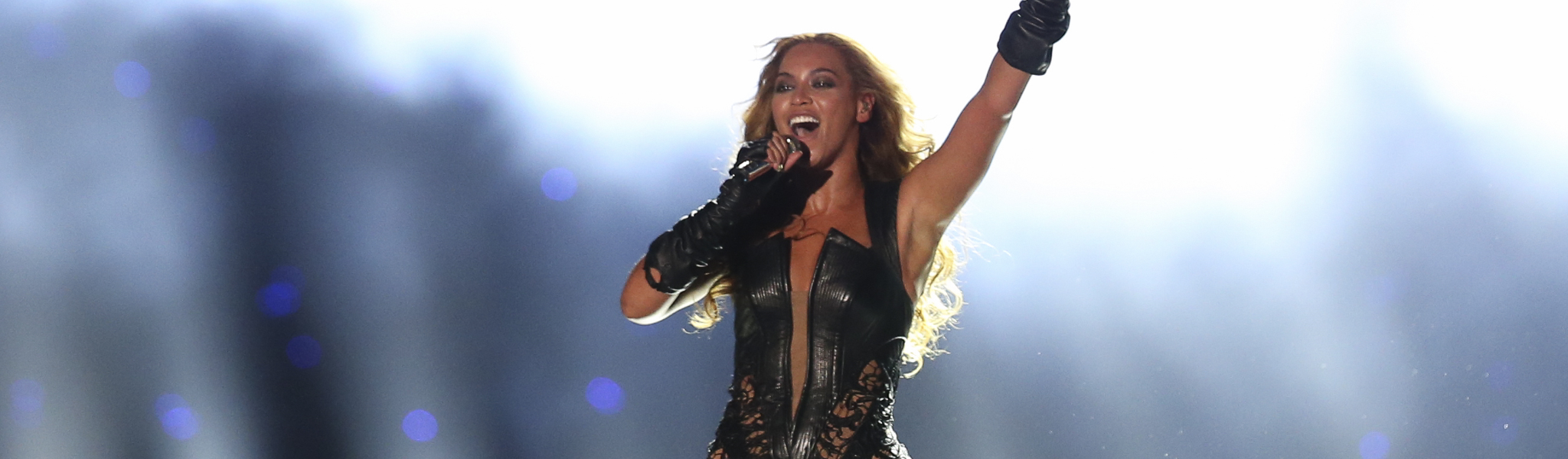 Beyonce Slider