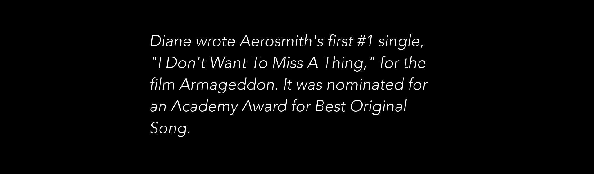 Aerosmith Fact Slider 1.1