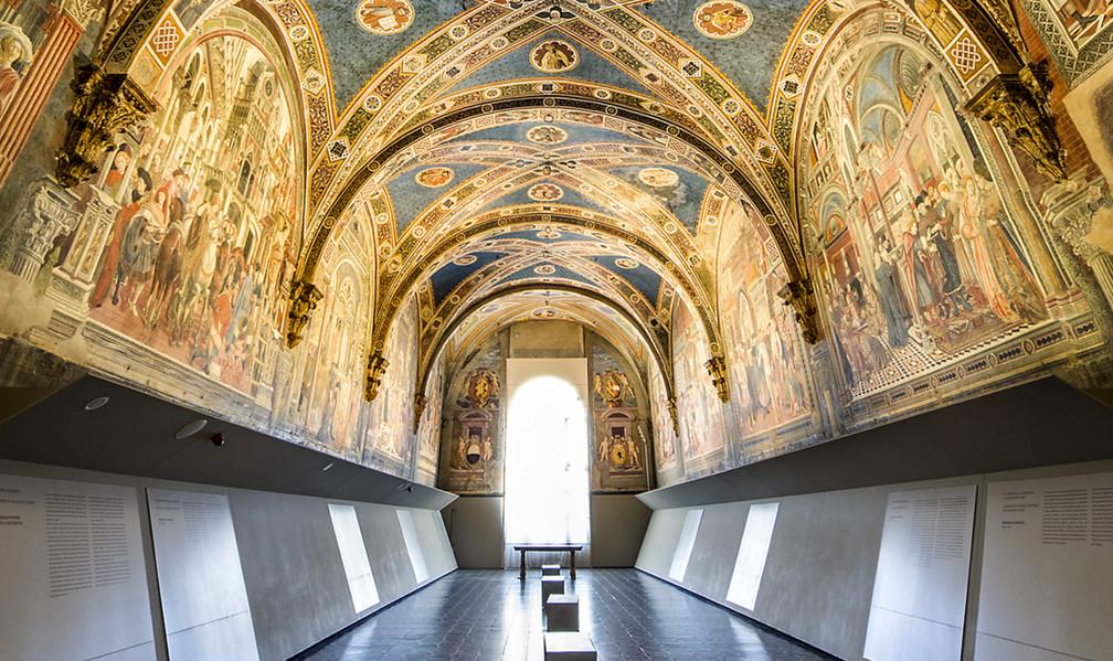 The Santa Maria della Scala Museum Compl