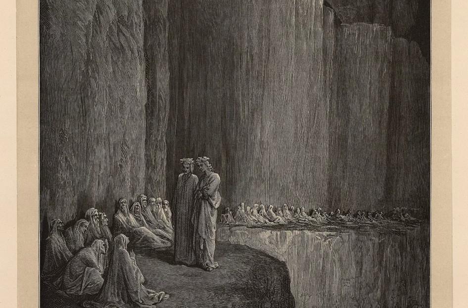 Dante_and_Virgil_meet_Sapìa,_Gustave_Dor