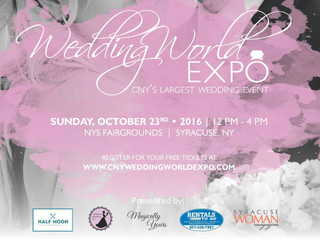 Guide to Bridal Shows (featuring Wedding World Expo)