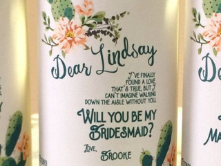 Creative Ways to Propose to Your Bridesmaids
