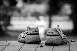 abandoned shoes | 2006