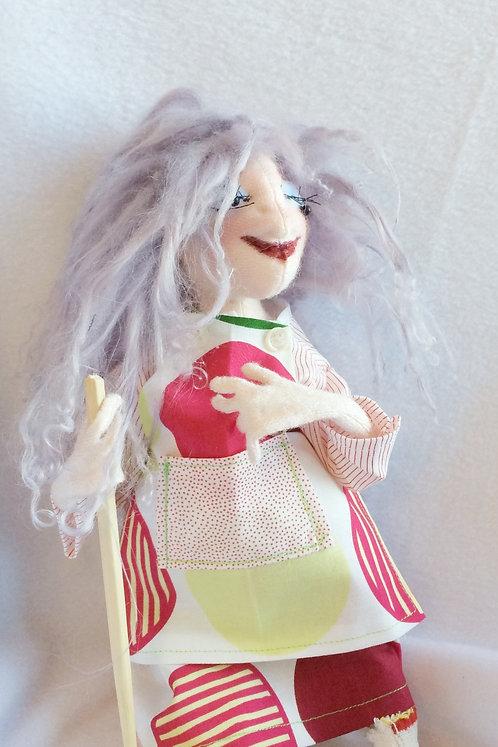 Cindy-rella Art Doll