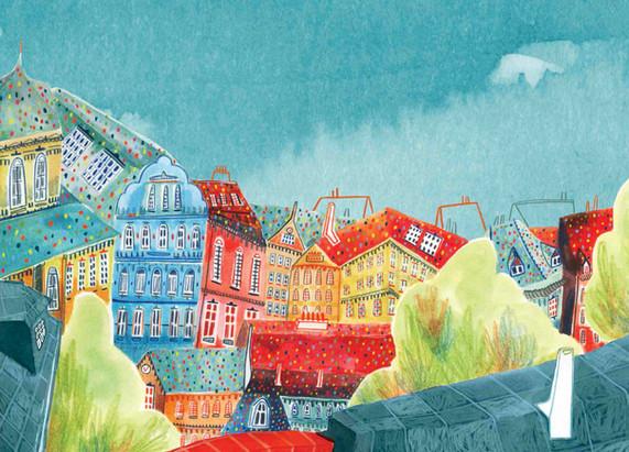 Rebecca Sheerin - Illustration