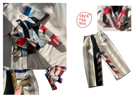 Show Your Stripes, Graduate Collection (2020)