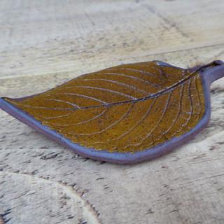 Leaf Incense Holder i (2020)