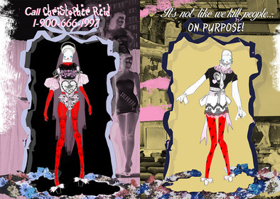 Christopher Reid - Fashion BA