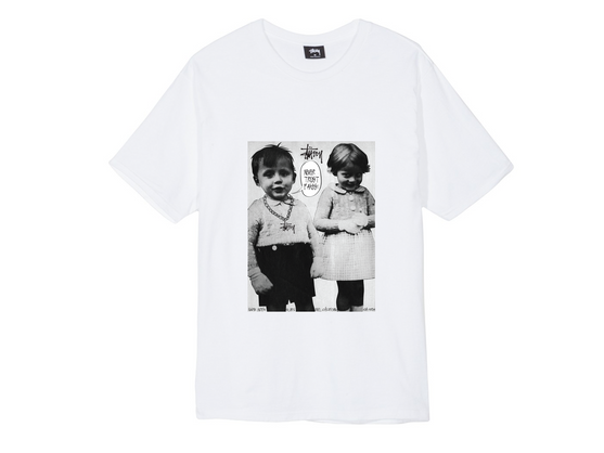 Front of tee (2019)