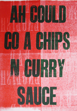 Ah Could Go A Chips N Curry Sauce (2020)