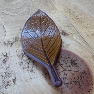 Leaf Incense Holder ii (2020)