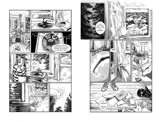 Scene 5 Pages 19&20 (2020)