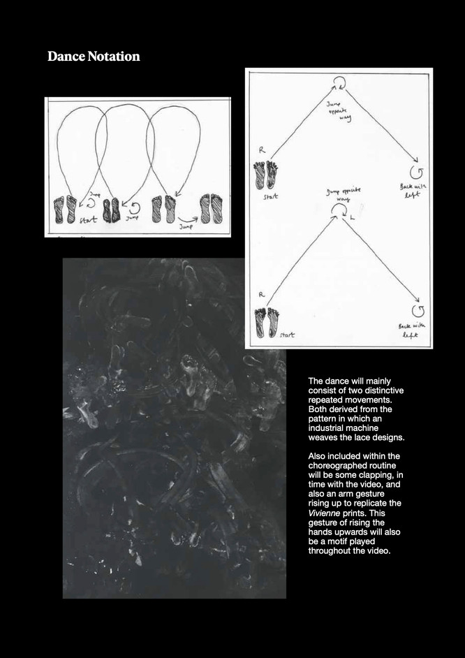 4. The Path of a Single Thread, Degree Show Proposal (2020)