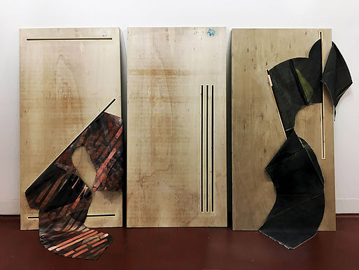 Miriam Hancill - Contemporary Art Practice MA