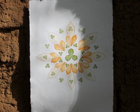 Nature Mandala iv (2021)