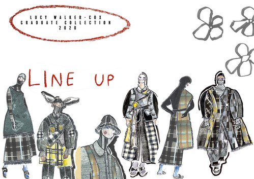 Line Up, Graduate Collection (2020)