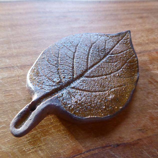 Leaf Incense Holder iv (2020)