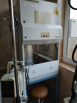 Шкаф для разведения цитостатиков