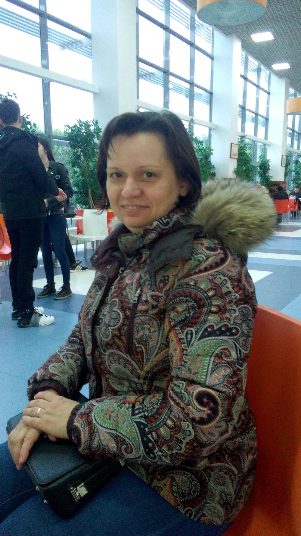 Мама Любовь в Москве