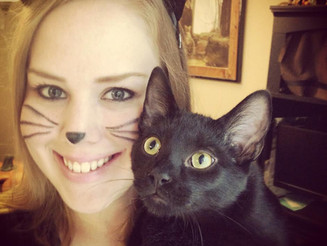 Black Cats Bring Good Luck
