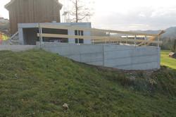 Garagenanbau Scherrer, Bächli