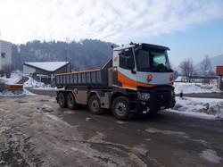 Renault Trucks C460 4x8