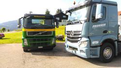 Schneider AG & Frehner Transport AG