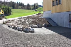 Umgebung EFH Hollenstein, Hoffeld