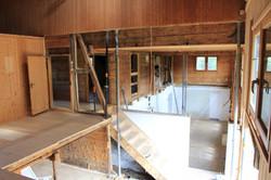 Wohnhaussanierung Böhm, Dicken