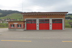 Feuerwehrdepot, Schönengrund