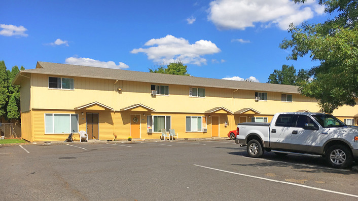 Refinance of fully affordable multifamily property in Canby, OR has funded.