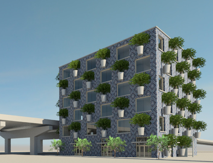 McBride Capital Arranges Construction Financing for The Tree Farm Office Building in Portland, OR