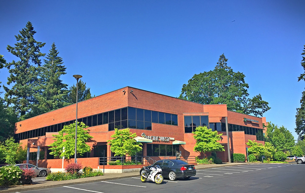 Office Building Refinance - 5200 Office Building in Lake Oswego, OR