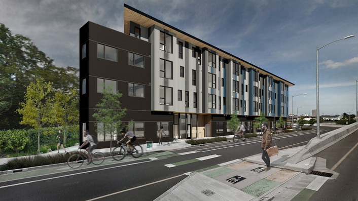 Construction financing for The Dean River Apartments