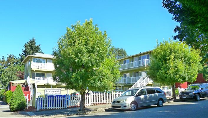 McBride Capital Arranges Acquisition Financing for Bridgepointe Apartments in Portland, OR