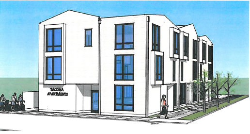 McBride Capital Arranges Construction Financing for Tacoma Apartments in Sellwood, OR