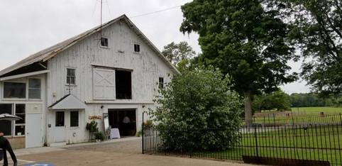 The Barn at Conneaut Creek