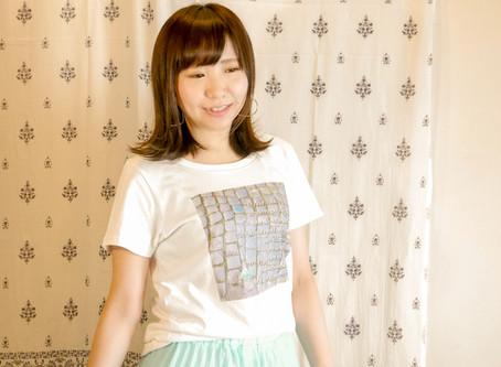 ◆イベントT-shirt3位「リスペクトがある人との関係を」