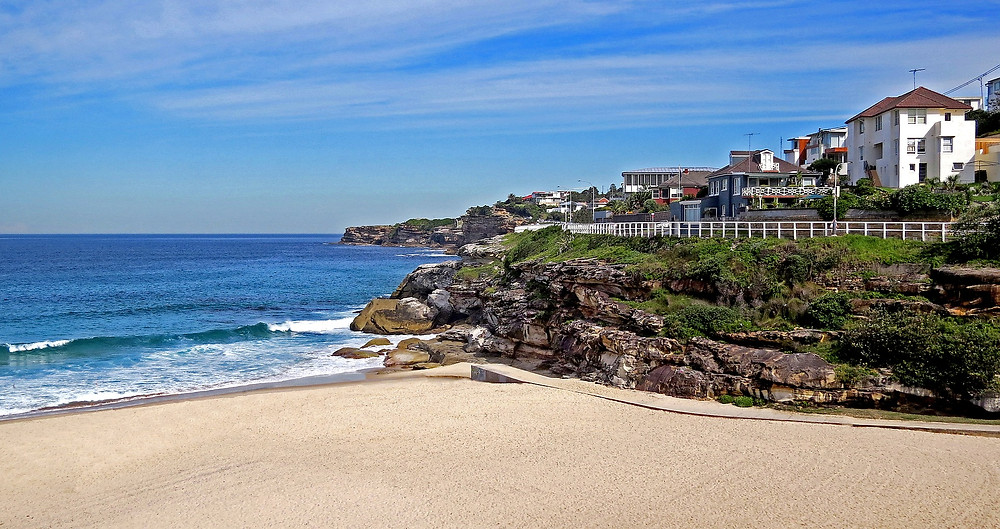 Walk from Coogee to Bondi