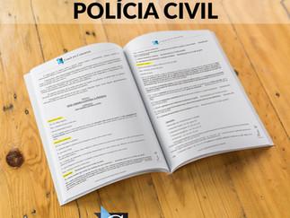 Novidade: Apostila para o concurso da Polícia Civil de SC